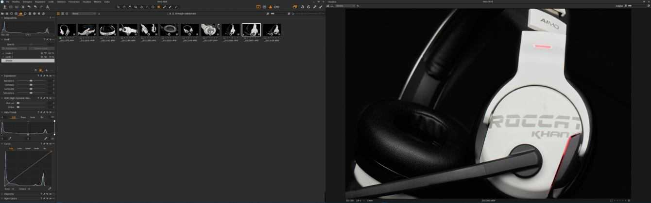 Capture One 12 Pro review, a small revolution