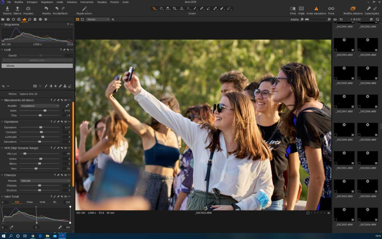 Capture One 20 Pro review, the new post production