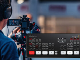 Control console: good reasons to choose Blackmagic ATEM Mini Pro