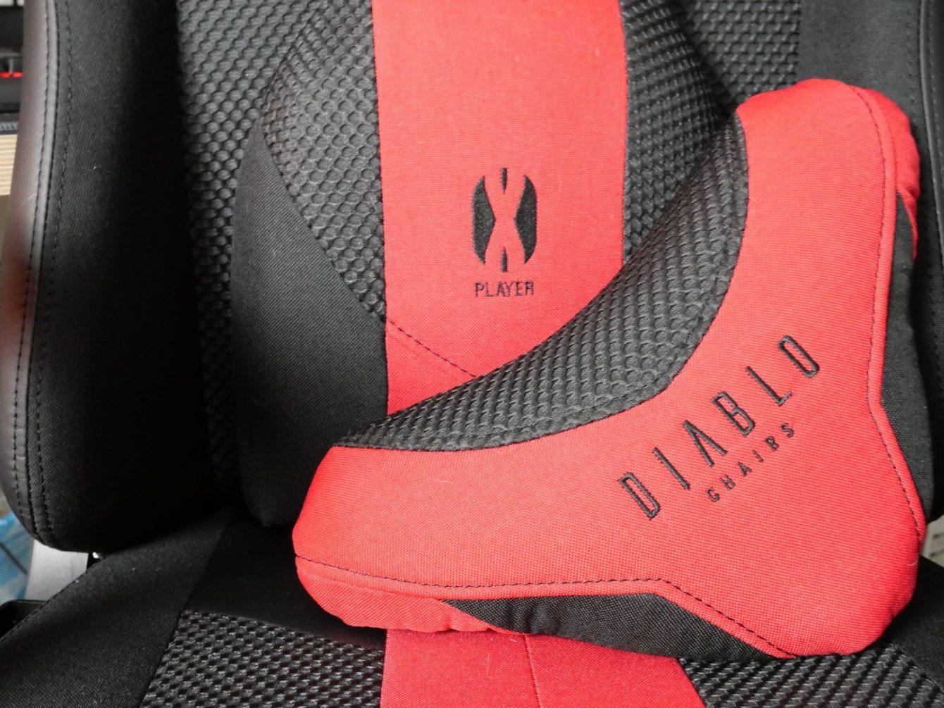 Diablo X-Player 2.0 review: the devilish Diablo Chairs gaming chair