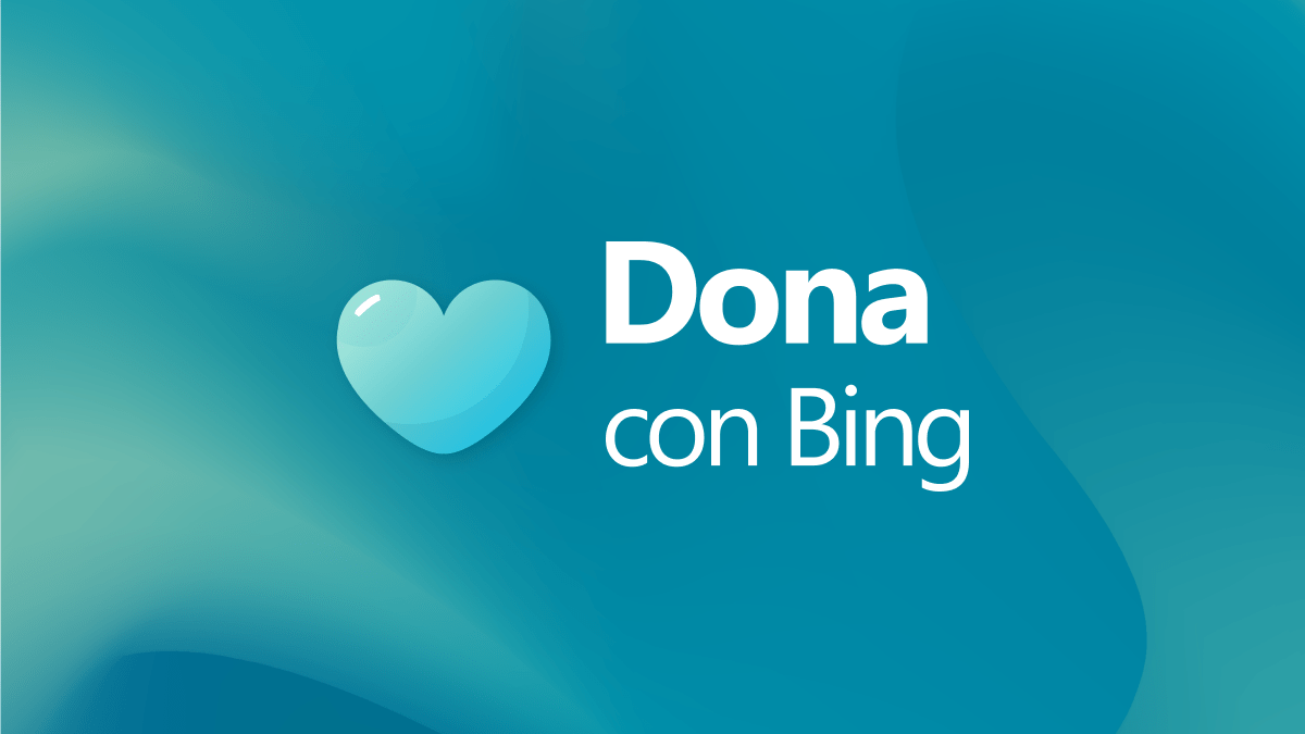 Donate With Bing: Microsoft's charity campaign arrives in Italy