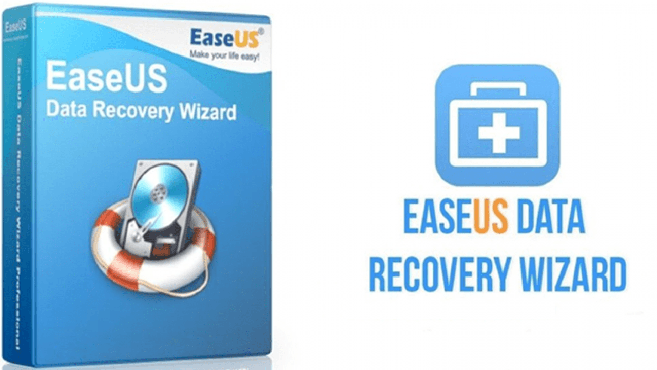 EaseUS Data Recovery Wizard - a great data recovery software