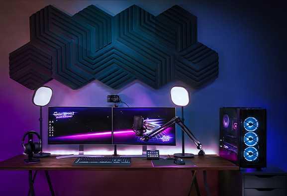 Elgato: Light Strip e Wave Panels per migliorare gli home studio