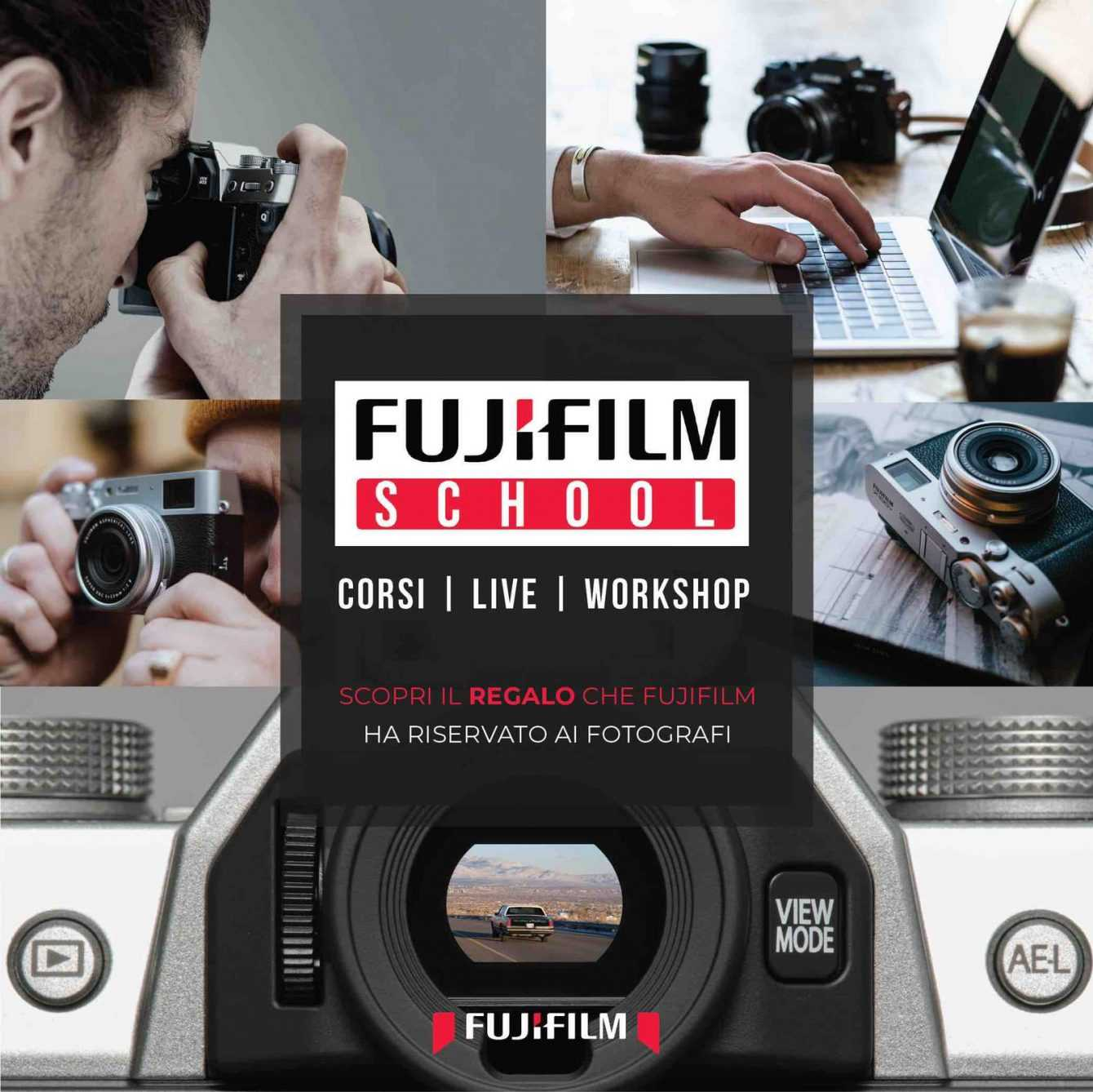 Fujifilm School: the new educational platform