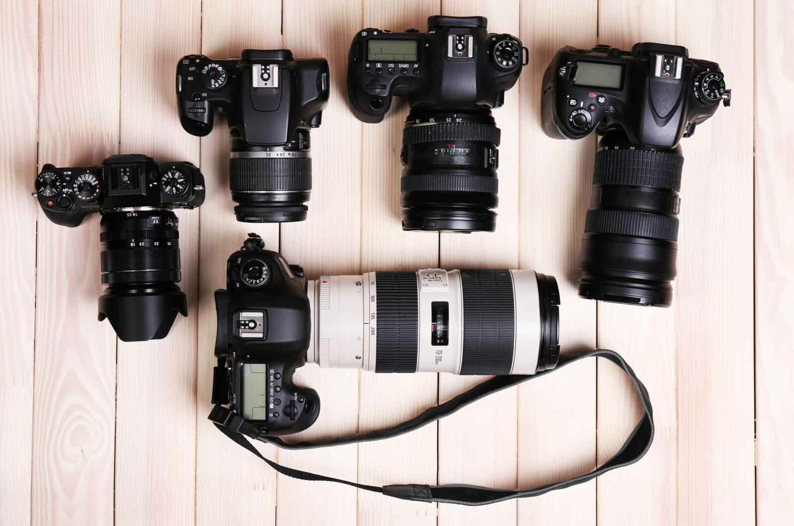 How much can you save by buying cameras online?