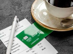 How the receipts and expense reports are calculated in business terms