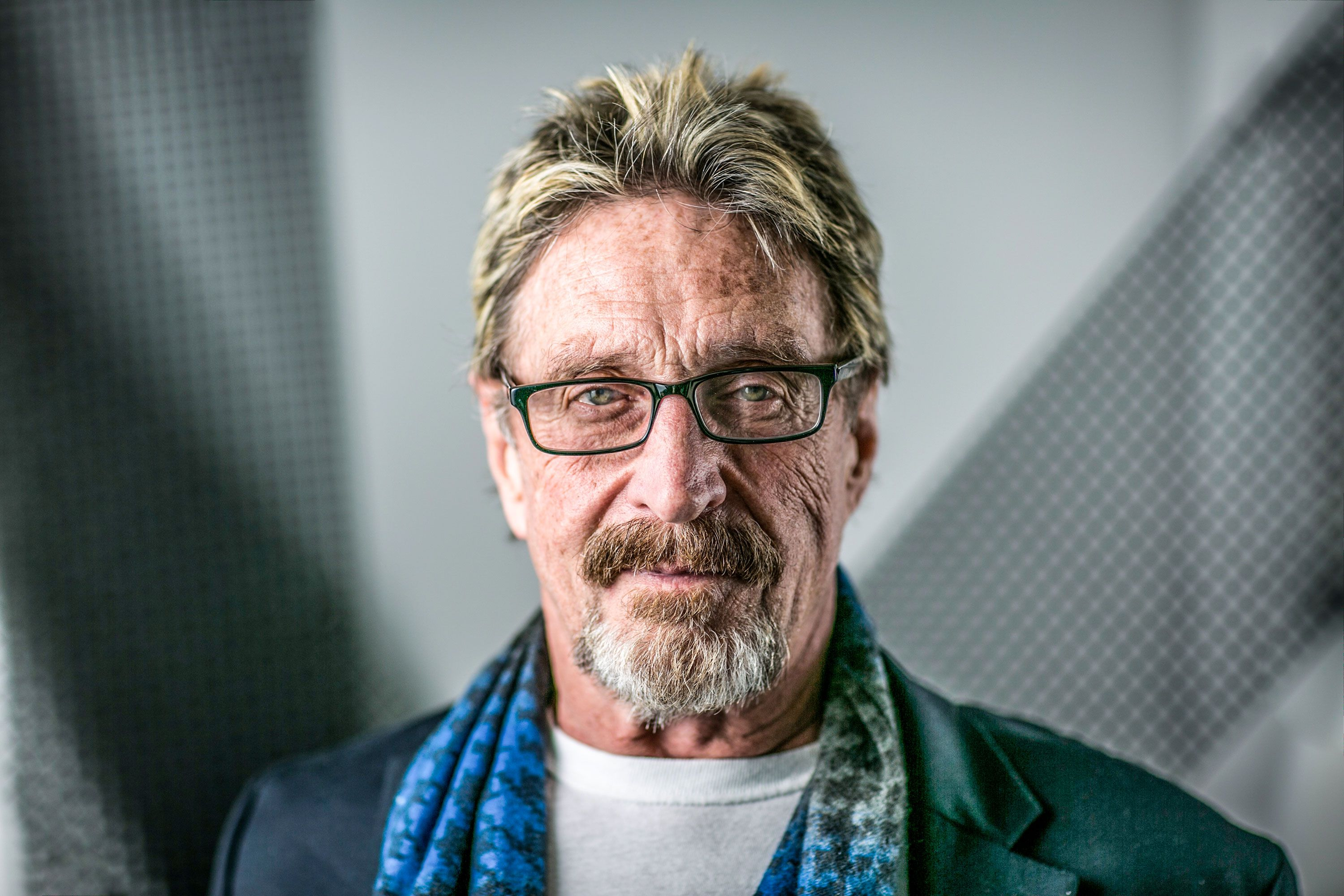 John McAfee arrested: the charge is of tax evasion