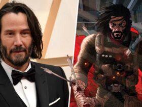 Keanu Reeves will star in BRZRKR for Netflix