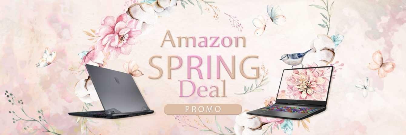 MSI laptop: discounts up to 900 euros on Amazon