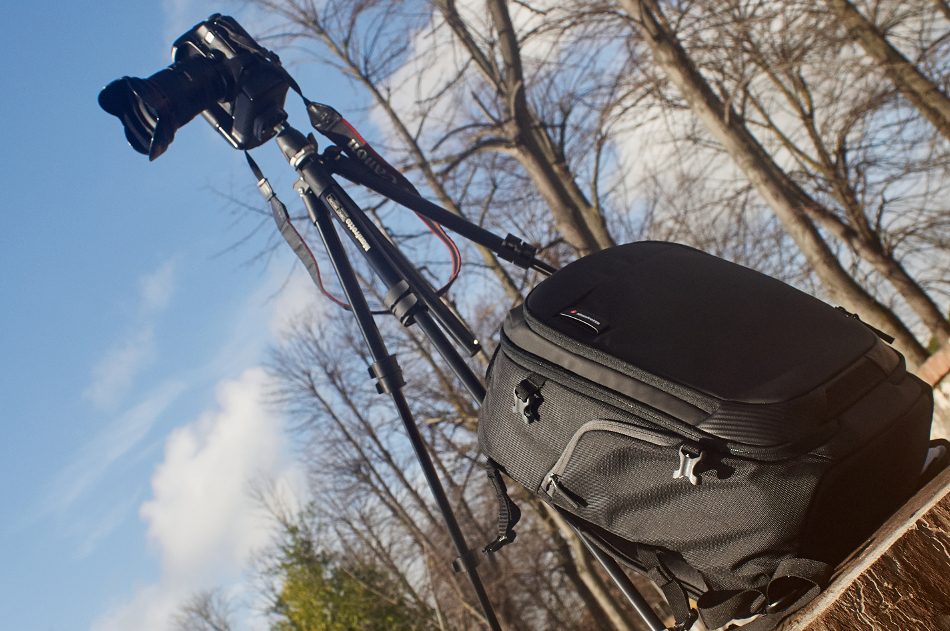 Manfrotto Advanced² Gear M review: comfort and practicality within reach of a backpack