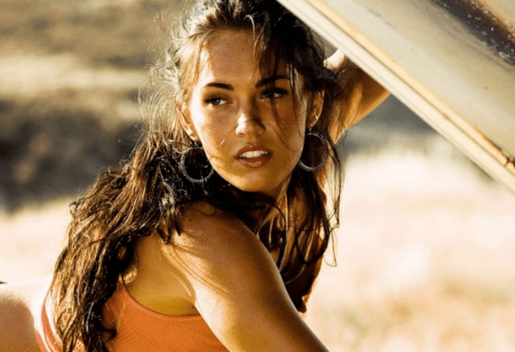"""Megan Fox """"canceled"""" by Steven Spielberg, word of Sean Young"""
