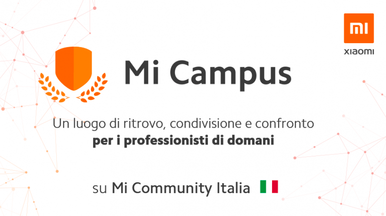 Mi Campus: Xiaomi enters universities alongside students