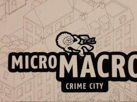 MicroMacro Crime City Review: Murder downtown