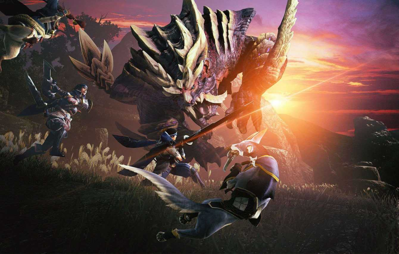 Monster Hunter Rise: here are the details on the day one patch