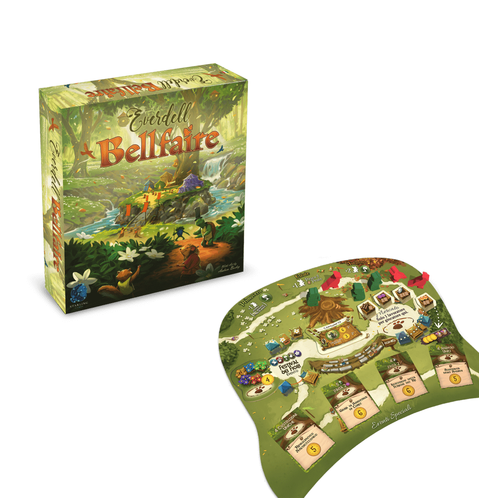 New Asmodee releases: all the news for March 2021