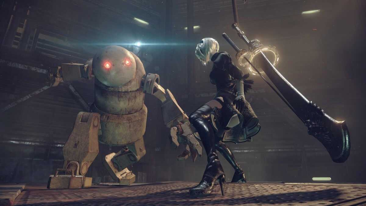 NieR Automata: take the review bombing on Steam
