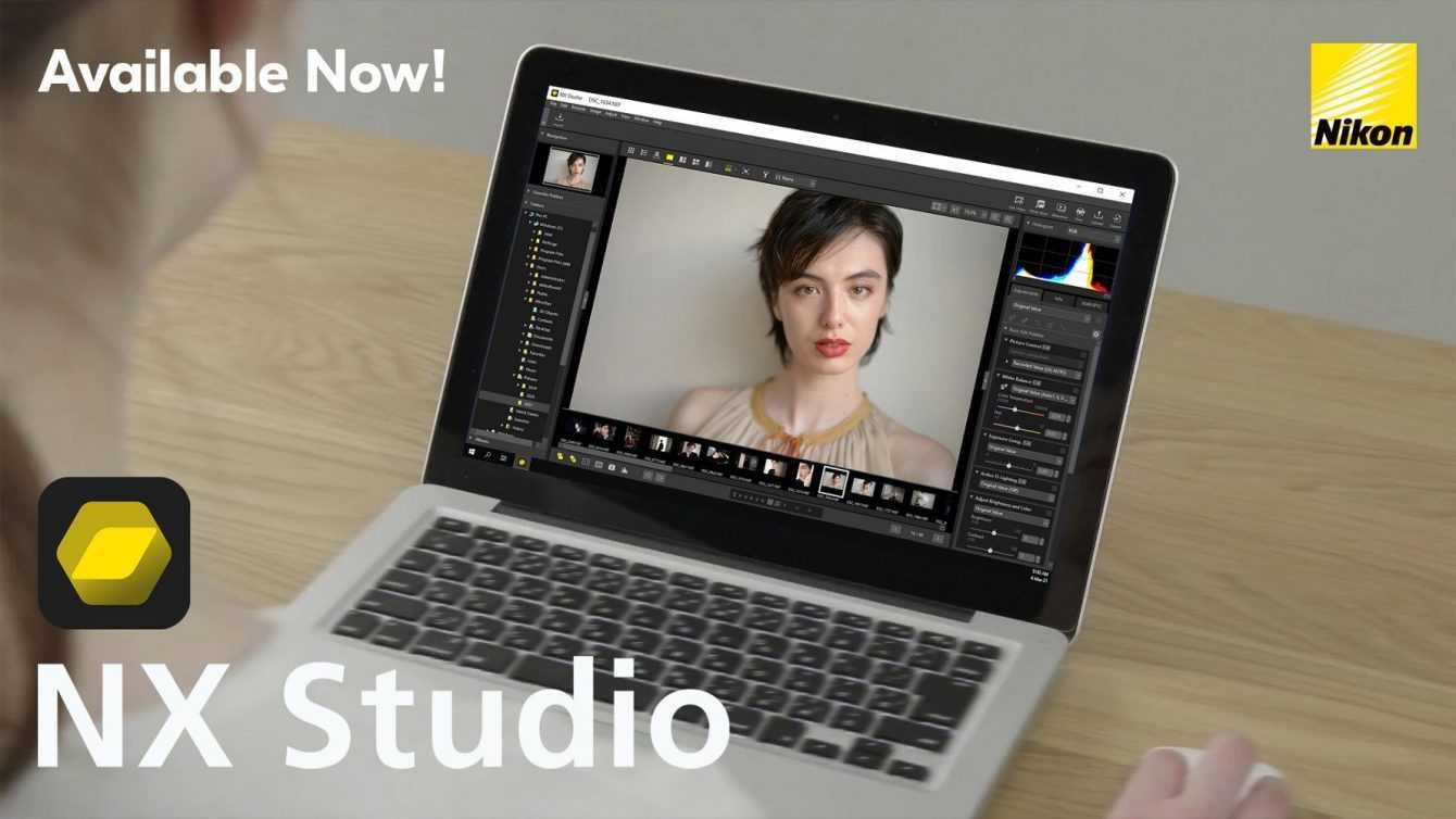 Nikon NX Studio: free photo and video editing