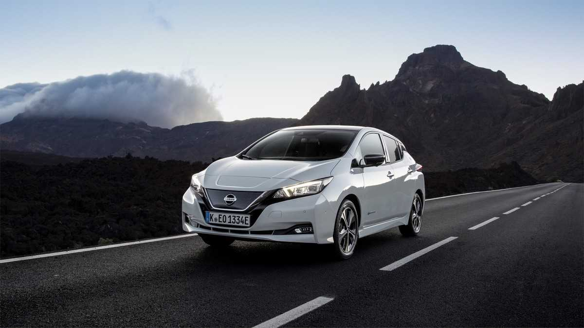 Nissan LEAF: ten successes for ten years of electric mobility