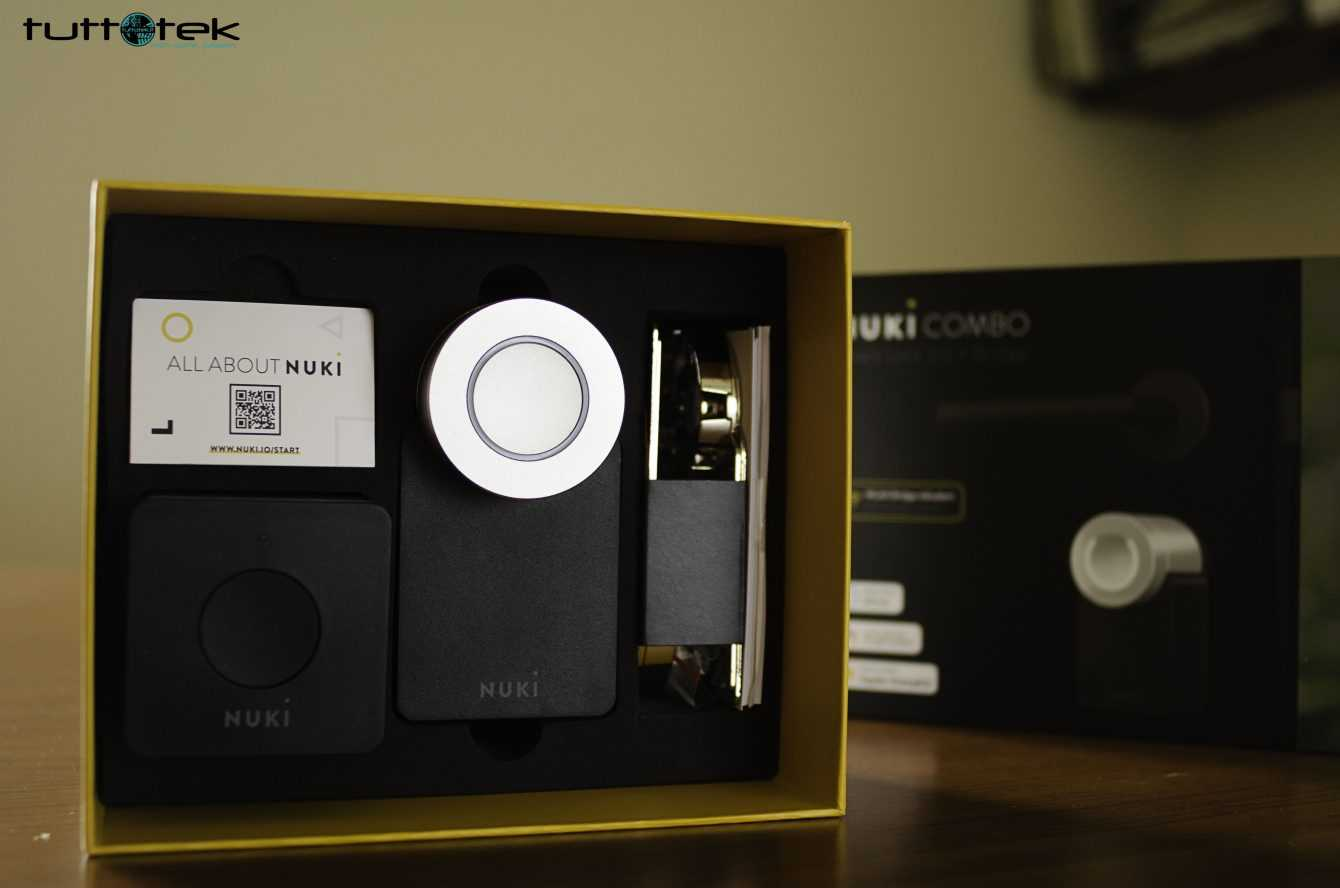 Nuki Combo 2.0 review: Smart Lock + Bridge, goodbye keys!