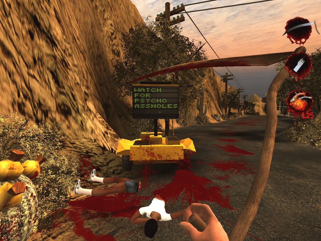 Retrogaming: Postal 2, a crazy week