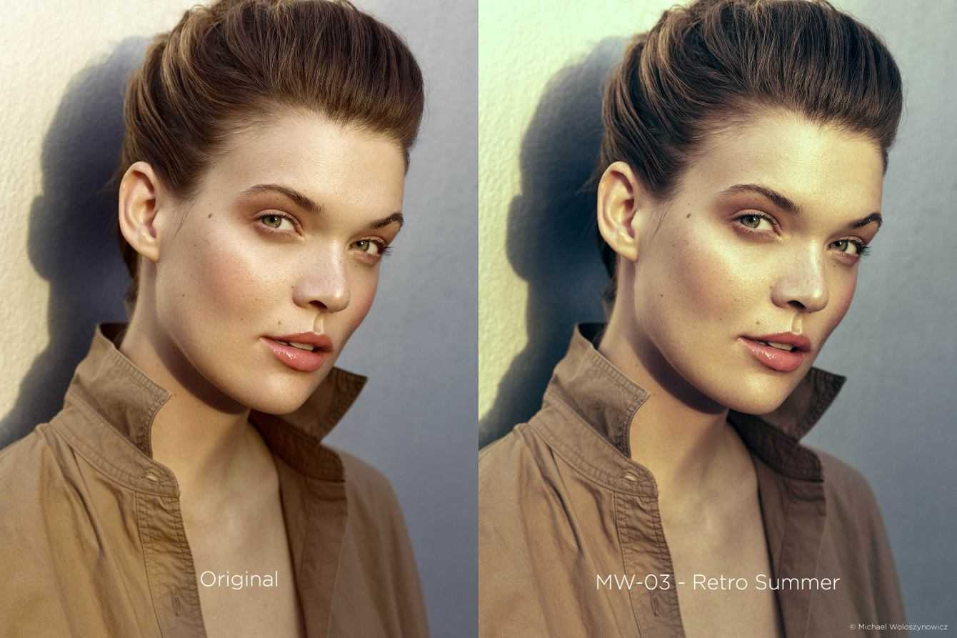 Recensione Capture One Pro Styles: Editorial Styles by Michael Woloszynowicz