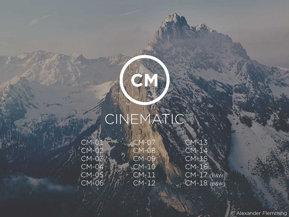 Recensione Capture One Pro styles: Cinematic Styles