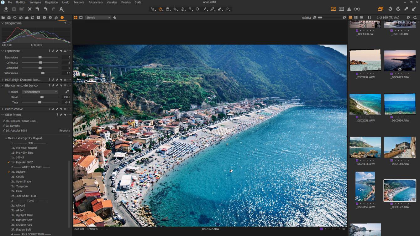 Recensione Fujicolor Original by Mastin Labs: resa perfetta