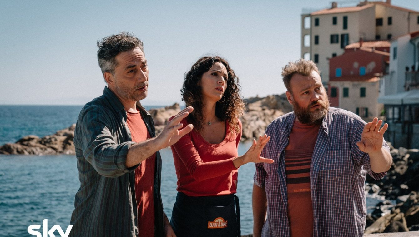 Review I Delitti del Barlume 2021: the two new episodes of Sky Cinema