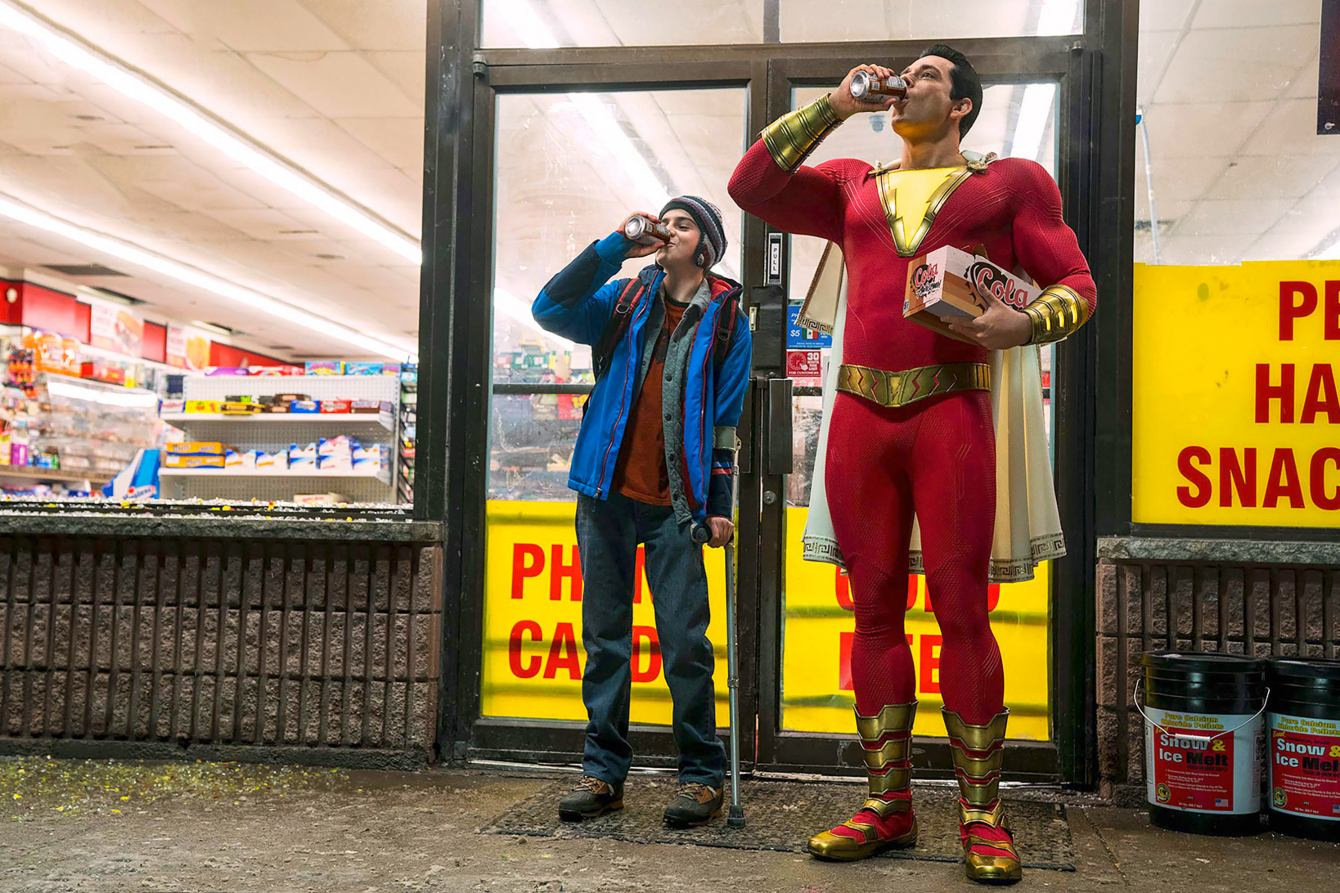 Shazam! Fury of the Gods: Helen Mirren sarà il villain del film