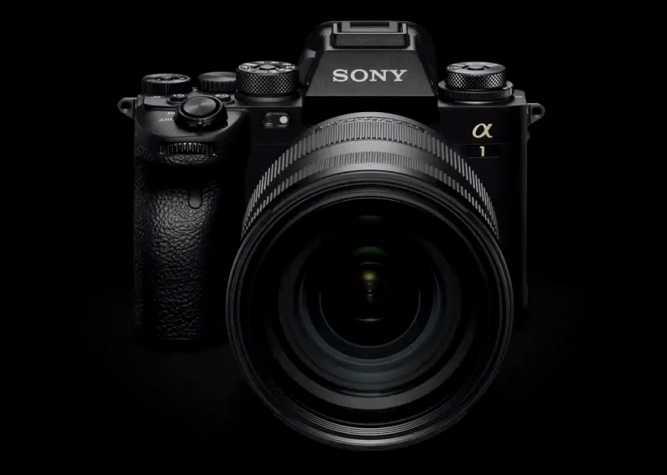 Sony A1: annunciata la nuova mirrorless full frame