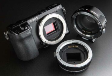 Sony E-mount: Best Canon Adapters |  March 2021