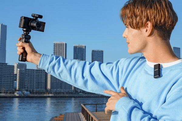 Sony: nuovi microfoni ECM per i video