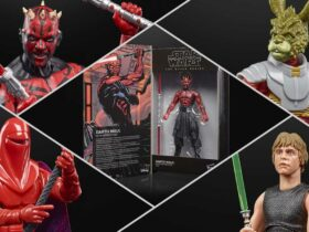 Star Wars Black Series: here are the new figures of Darth Maul and Luke Skywalker
