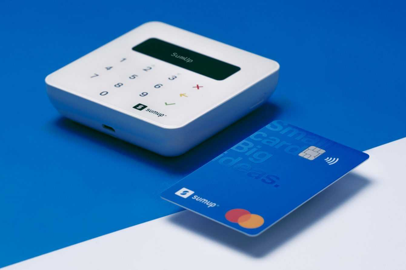 SumUp: the ideal solution for POS payments