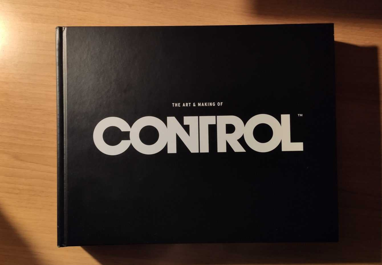 The Art and Making of Control: a journey between the ordinary and the paranormal
