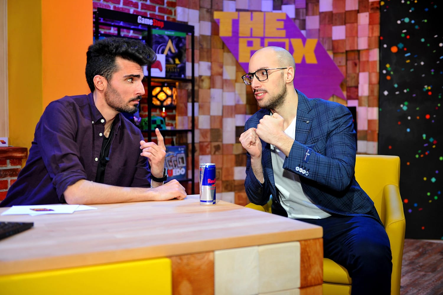 The Box: Predator partner del primo late show su Twitch