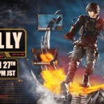 The Killy Elite Solo Statue on display in the promotional video