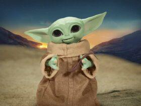 "The Mandalorian: here is the new animatronic of ""Baby Yoda"""
