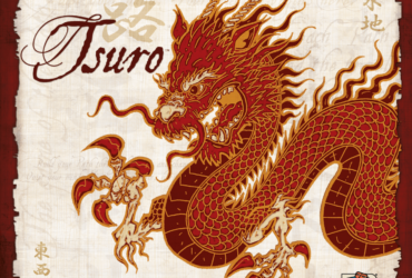 Tsuro review: follow the path… the right one