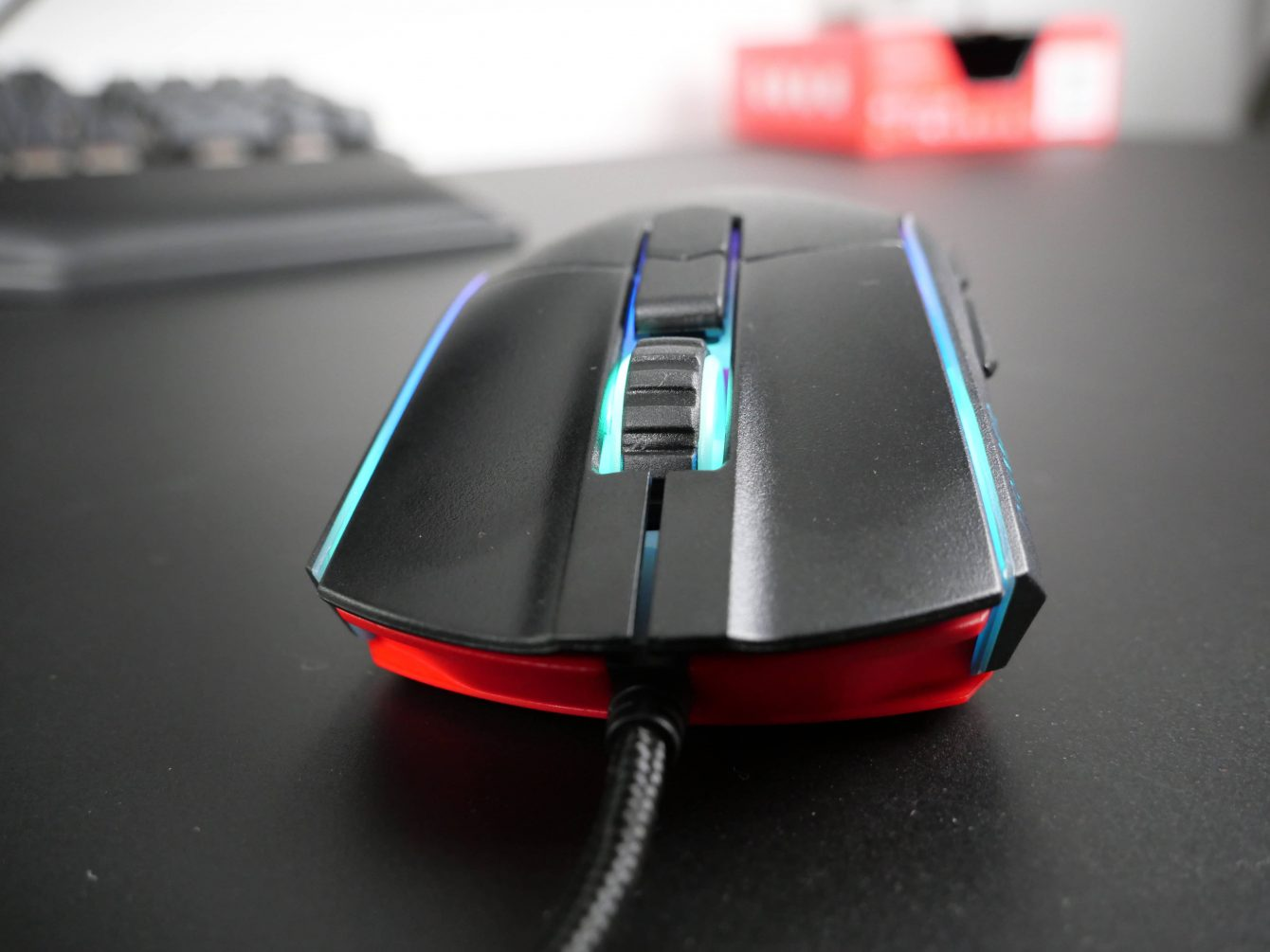 XPG PRIMER review: the gaming mouse according to XPG