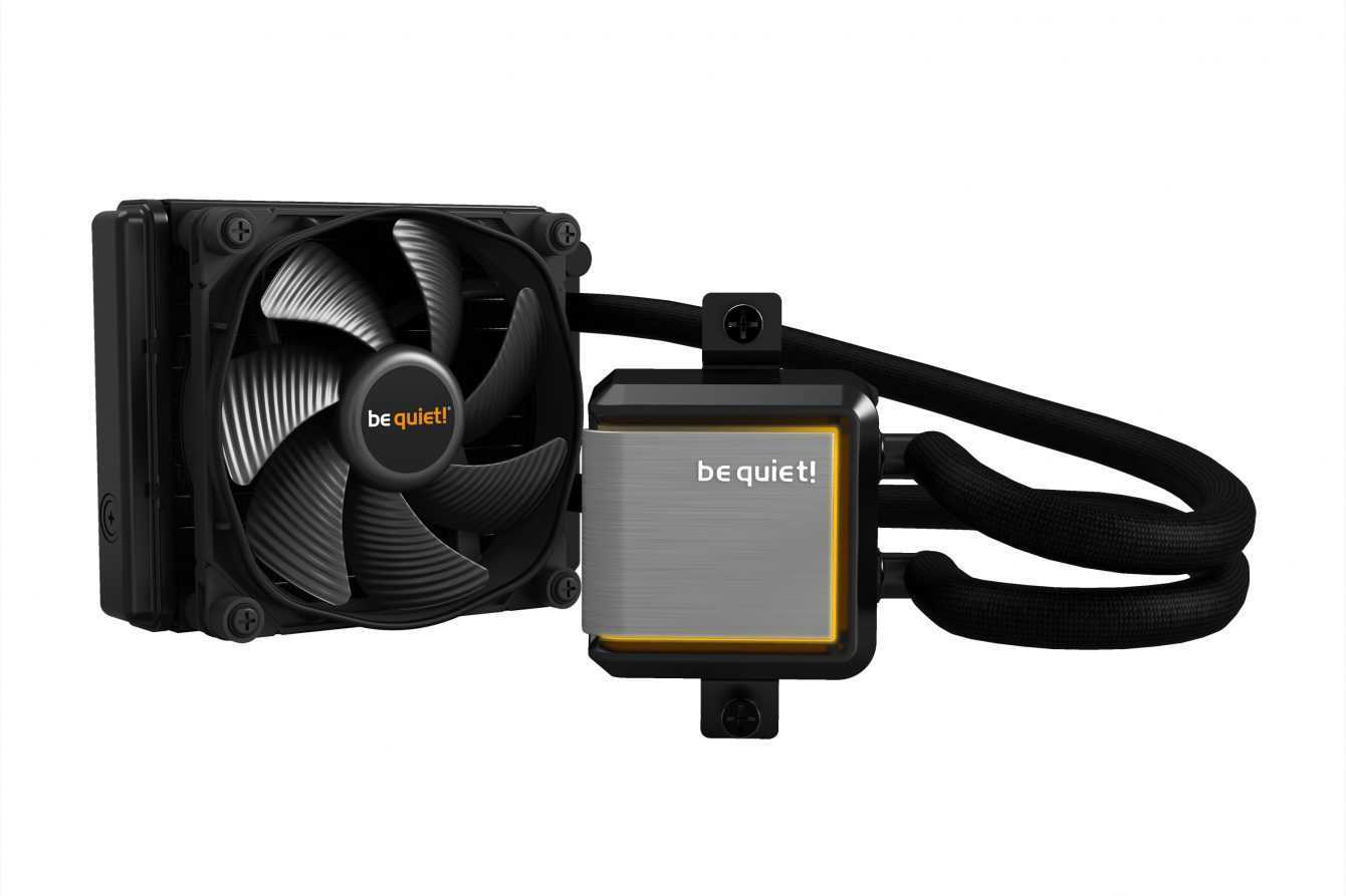 be quiet!  Silent Loop 2: new AiO water cooling system
