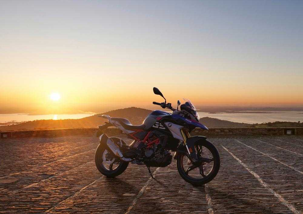 BMW Motorrad presents the new BMW G 310 GS