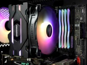 ENERMAX ETS-F40-FS ARGB and Solid Black: new heatsinks available