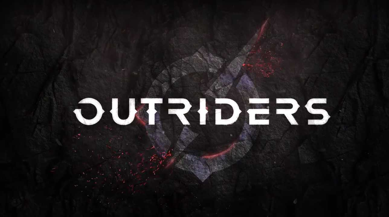 Outriders: available today!