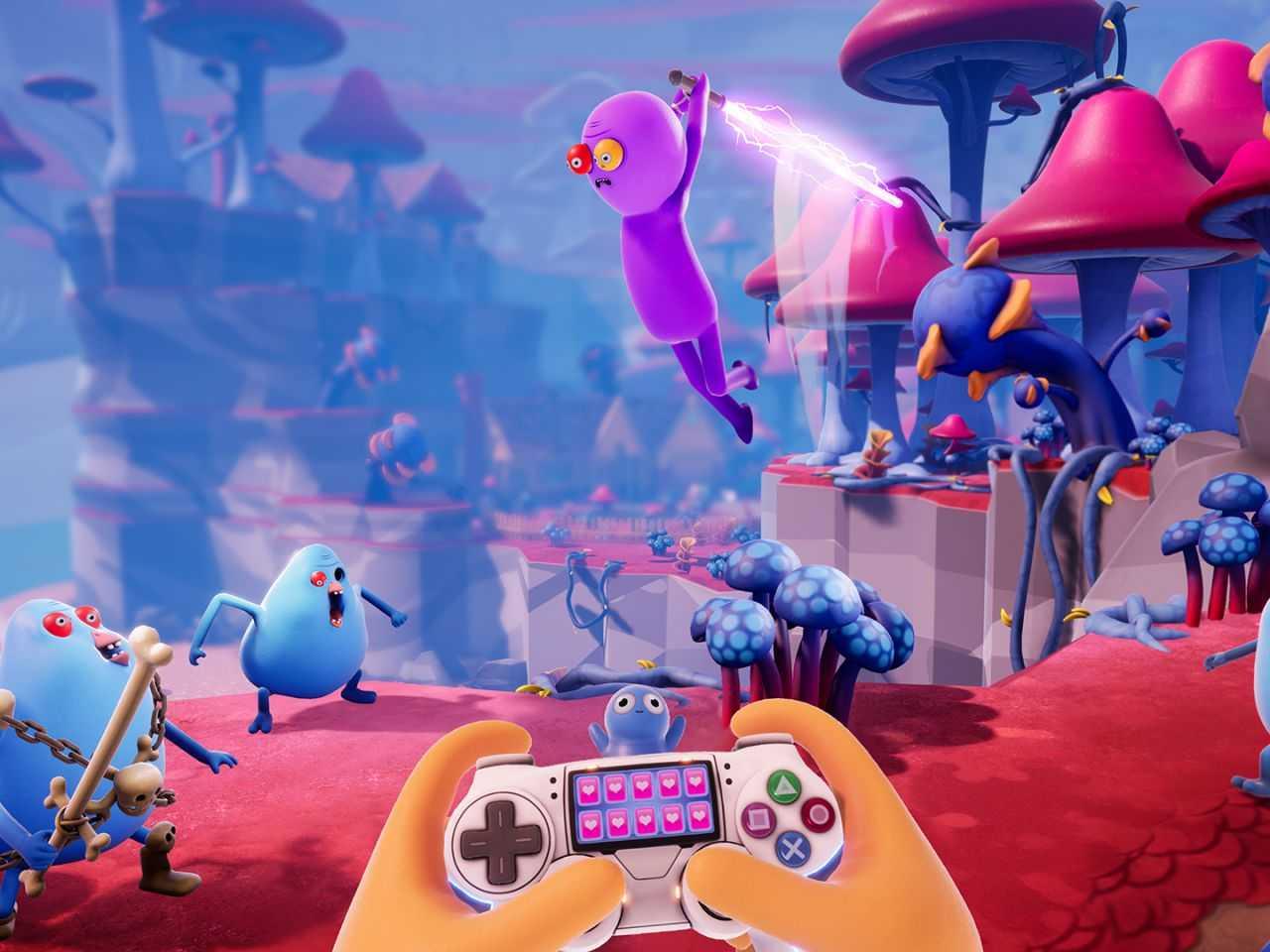 Best VR Games For PC    April 2021