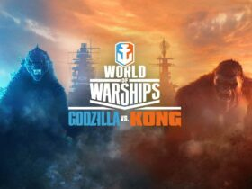 World of Warships: announced the crossover with Godzilla vs Kong