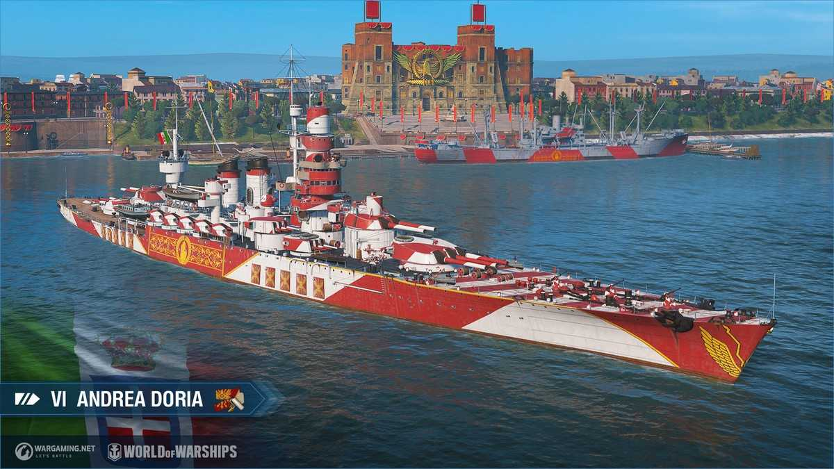 World of Warships: introductory guide to Italian battleships