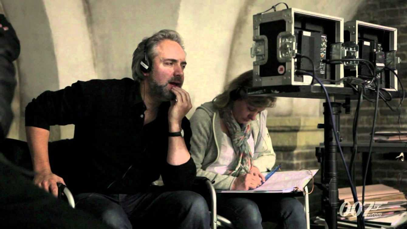 Sam Mendes: The director is working on Empire of Light