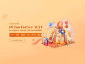 Xiaomi Mi Fan Festival 2021: celebration of milestones