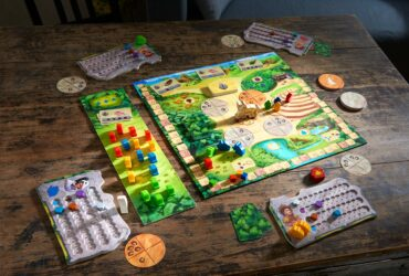 5 board games to play with friends and family